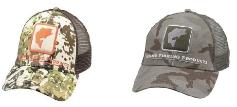 Simms Bass Icon Trucker Cap