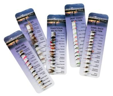 Daiwa Dry Fly Collection