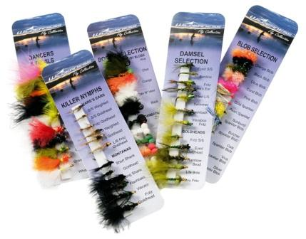 Daiwa Damsel Collection