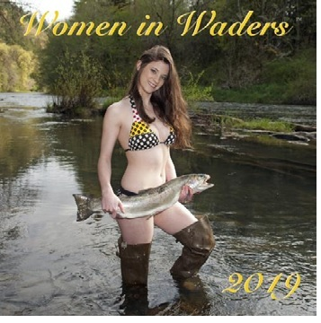 Women in Waders Calender 2019